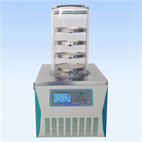 Lgj-10 experimental vacuum freeze dryer